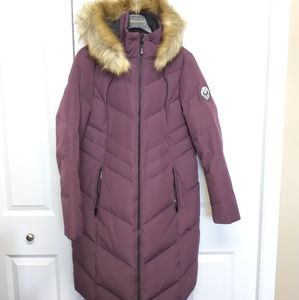 Women's Down Parka Med worn once